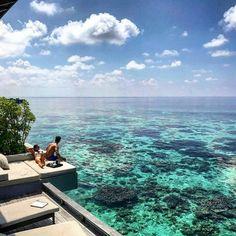 Park Hyatt Maldives Hadahaa #Maldives