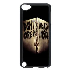 the walking dead the door in the hospital apple ipod 5 touch case, US $16.89