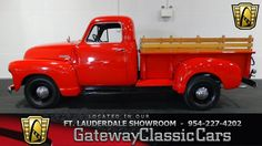 1948 Chevrolet 3600 for sale - Coral Springs, FL   OldCarOnline.com Classifieds