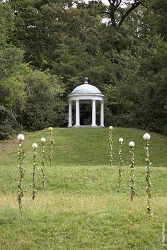 St Paul S Walden Bury Marquee Wedding Venue In Hertfordshire