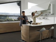 Santos: Kitchens designed to help you Kitchen Furniture, Furniture Design, White Counters, Furniture Collection, Interiores Design, Innovation Design, Kitchen Storage, Timeless Design, Kitchen Design
