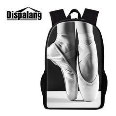 Dispalang Cute Ballet Girl Print Children Backpack 12 Inch Kindergarten  Kids Small School Bags Baby Girls Boys Toddler Schoolbag. Yesterd… 097392851937a