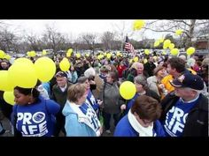 Maryland March for Life draws hundreds to Annapolis after 40 years of legal abortion.