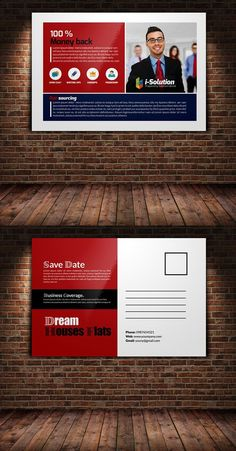 Corporate business postcard template cards invites print corporate business postcard template cards invites print templates postcards pinterest business postcards postcard template and corporate cheaphphosting Images