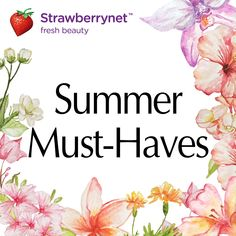 Are you ready to refresh your beauty routine this summer? Make the most of the season with a brand new routine that will suit the rising temperatures and sunny skies. Strawberry carries 800+ beauty brands in skincare, makeup, perfume, hair care and more, with discounts as high as 70% off.  So what are you waiting for? shop now! Worldwide FREE Shipping with a min. spend of US$30
