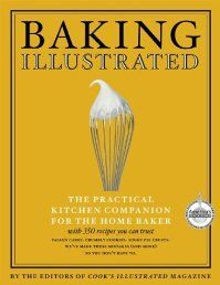 Baking Illustrated.  great book.