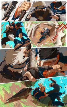 Naruto Kakashi, Naruto Anime, Sarada Uchiha, Naruto Cute, Naruto Shippuden, Boruto, Naruto Fan Art, Comic Manga, Manga Anime