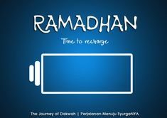 JENDELA KITA: The month of Ramadan is full of blessings