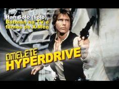 Exclusivo! Harrison Ford fala sobre o filme do jovem Han Solo