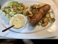 Restaurant L'Ogenblik - Andouillette