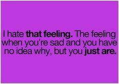 Some days.