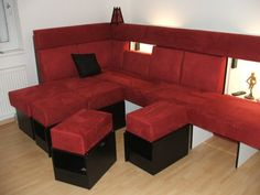 DIY couch!!! woowwwwww imagine this in a greenish color