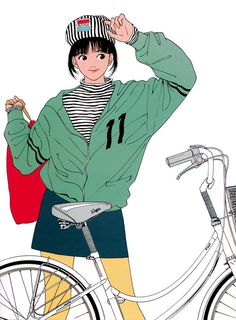 Hisashi Eguchi Eguchi Hisashi born March 29 1956 is a Japanese manga artist and one of Japans most prominent illustrators of female characters He Character Inspiration, Character Art, Character Concept, Concept Art, Illustration Sketches, Character Illustration, Japanese Art, Japanese Graphic Design, Girls Anime