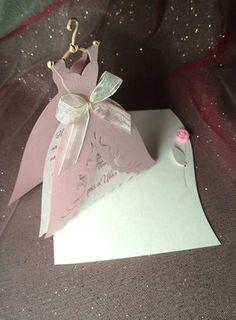 Da sposa invito buste scatole di invito di nozze di SarayaWedding