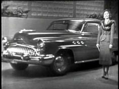 ▶ Classic 1950s Television Commercial for Buick (Aired 8 December 1953) - YouTube