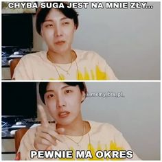 Kdrama Memes, Bts Memes, Asian Meme, Polish Memes, Funny Mems, I Love Bts, My Hero Academia Manga, Read News, Yoonmin