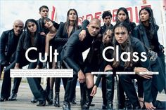 Photographer Danilo Hess takes L'Officiel Manila to Coney Island for its latest cover story. Shot for the magazine's December 2016/January 2017 issue, the editorial features Filipino models, which include Paolo Roldan, Sharina Gutierrez, and Marga Esquivel. Stylist Connie Berg paints a gothic picture for the outing. Berg pulls together a massive wardrobe of black fashions,...[ReadMore]