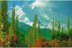 Hunza Valley Pakistan-Yes I have really been there, and yes it looks just like this picture.