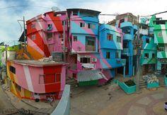 sloppenwijk art rio - Google zoeken