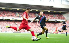 Luis Alberto knows he must take his chance at Liverpool - Liverpool FC This Is Anfield