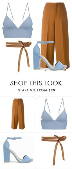 """Untitled #1"" by sarah-j1994 on Polyvore featuring Marni, T By Alexander Wang and Nly Shoes"