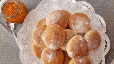 Fánkot a sütőből? Még finomabb is lesz! Hamburger, Bread, Recipes, Food, Brot, Recipies, Essen, Baking, Burgers