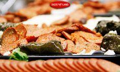Några utav invigningshelgens goda smakprover var våra fantastiska korvar från Balkan i form av pepperoni salami och kabanossy pikant.  www.tasteland.se