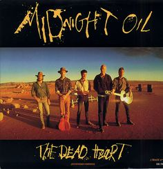 "For Sale - Midnight Oil The Dead Heart UK  12"" vinyl single (12 inch record / Maxi-single) - See this and 250,000 other rare & vintage vinyl records, singles, LPs & CDs at http://eil.com"