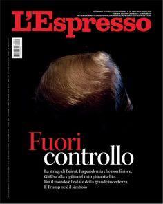 La copertina dell'Espresso in edicola e online da domenica 9 agosto Web E, Beirut, Espresso, News, Movies, Movie Posters, Espresso Coffee, Film Poster, Films