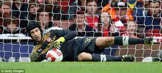 Petr Cech - Arsenal FC #ArsenalFC #CzechRepublic #AFC #Football #Soccer #Sports #Legend #Goalkeeper #EuropeanFootball #EPL
