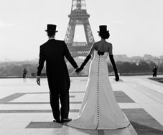 i wanna get married in paris