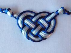 Have it your way with this Premium Celtic Heart Handfasting Cord. One of our customers asked to have the five cord Celtic Heart Handfasting Cord