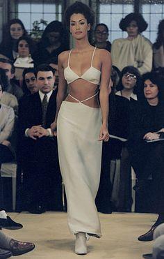Prada FW 1992 Womenswear