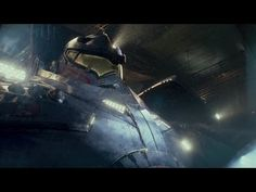Official trailer for Pacific Rim the next movie by Guillermo Del Toro. Looks amazing.