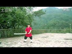 "中国苗刀刀法-辛酉刀法/Chinese Kungfu:The art of twohanded blade ""miao dao"" - YouTube"