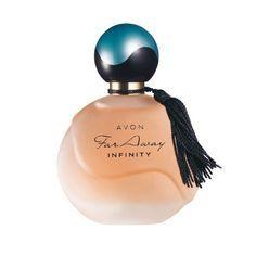 Colônia Avon Far Away Infinity 50ml - AVON Store