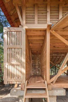 The Dovecote-Granary   Tiago do Vale Arquitectos; Photo: João Morgado   Archinect