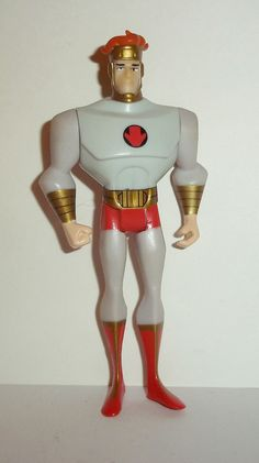 justice league unlimited LIGHTRAY mattel complete dc universe mattel dc universe animated action figure toy for sale to buy jlu