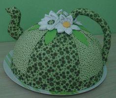 Ceci EuQfiz: Chaleira cobre - bolo
