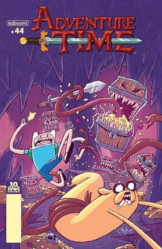 Adventure Time - Comics by comiXology Abenteuerzeit Mit Finn Und Jake, Avenger Time, Adventure Time Comics, Finn The Human, Jake The Dogs, Cartoons Love, What Time Is, 2d Art, Thought Provoking