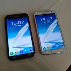The Galaxy Note II features a faster CPU, vastly improved note-taking and drawing capabilities, and an even bigger screen than before.