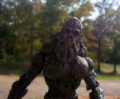 Bigfoot Action Figure | Bigfoot (Original) Custom Action Figure