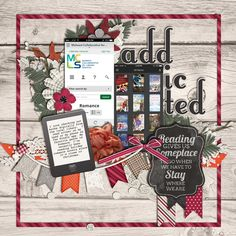 Created using Megan's Creations Reading by the Fire Collection Bundle http://www.thedigichick.com/shop/Reading-by-the-Fire-Collection-Bundle.html  #MeagansCreations #ReadingbytheFire #DigitalScrapbooking