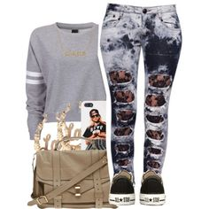 Untitled #633, created by ayline-somindless4rayray on Polyvore