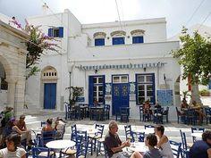 Tinos (Greece)..the village called PYRGOS.
