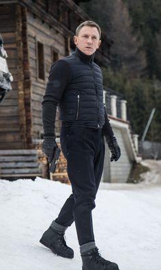 Danner Mountain Light II Boot as seen on James Bond in Spectre | TheTake