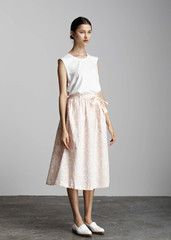 kowtow - 100% certified fair trade organic cotton clothing - Slide Skirt