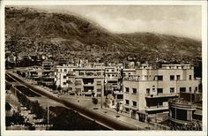 Damascus Panoramic View