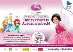 disney princess academy event - Google zoeken