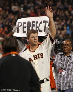 Matt Cain ~ Perfect!!! 13 June 2012  « SF Giants Photos